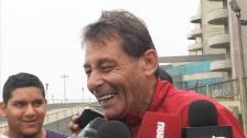 Universitario de Deportes: Roberto Chale contó un chiste mientras declaraba