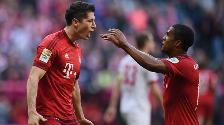 Bayern Múnich goleó al Colonia 4-0 y alcanzó su victoria 1000 en Bundesliga