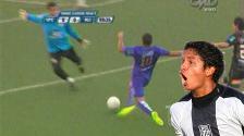 Alianza Lima: Reimond Manco falló un gol cantado ante UTC