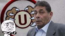 Universitario de Deportes alista renovación de contrato a Roberto Chale por todo el 2016