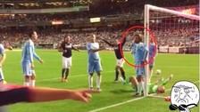 YouTube: Andrea Pirlo tuvo una reacción extraña en gol en contra