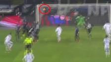 YouTube: Lucas Biglia marcó genial gol de tiro libre en el Lazio vs. Atalanta