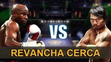 Floyd Mayweather vs. Manny Pacquiao: la revancha estaría cerca, según el filipino