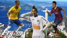 10 cosas que no sabías de Neymar