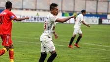 Universitario venció 2-0 a Sport Huancayo por la fecha 13 del Torneo Clausura