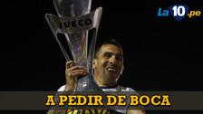 YouTube: Boca Juniors se proclamó campeón de la mano de Carlos Tévez