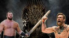 YouTube: Connor McGregor de UFC se enfrentó a 'La Montaña' de Game of Thrones