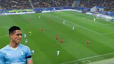 YouTube: Yoshimar Yotún tuvo una mala actuación en la Champions League
