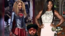 Serena Williams se convirtió en 'Superhéroe' tras atrapar a el ladrón que le robó su celular