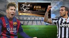 Premio Puskas: Lionel Messi y Carlos Tévez entre los 10 nominados por la FIFA