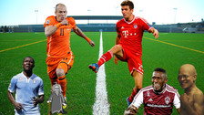 Facebook: 10 futbolistas que aparentan más de su edad
