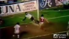 YouTube: Rodolfo Rodríguez y la mejor secuencia de atajadas de la historia
