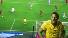 YouTube: Douglas Costa inició contragolpe del Bayern Munich con genial pase de taco