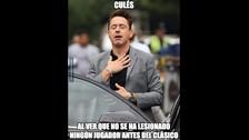 Facebook: Barcelona venció al Villarreal, pero igual salieron los memes