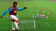 Facebook: Nolberto Solano es recordado en West Ham United por un golazo