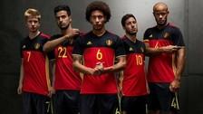 Eurocopa Francia 2016: así será la nueva camiseta de Bélgica