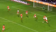 YouTube: Arjen Robben hizo un golazo para Holanda con la misma jugada de siempre