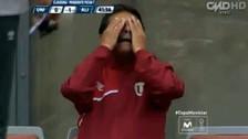 Universitario de Deportes vs. Alianza Lima: la reacción de Roberto Chale al gol 'grone'
