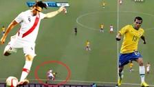 Video: el día que Paolo Guerrero humilló a Dani Alves con huacha