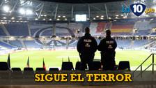 Atentado en París: Alemania vs. Holanda y Bélgica vs. España suspendidos por amenazas