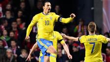 YouTube: Zlatan Ibrahimovic clasificó a Suecia la Eurocopa Francia 2016