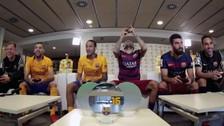 YouTube: Neymar y las estrellas del Barcelona jugaron torneo de FIFA 16