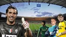 YouTube: Gianluigi Buffon eligió a Petr Cech como el mejor arquero del mundo