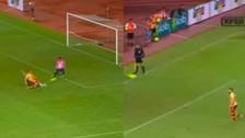YouTube: Elías Aguilar protagonizó una de las acciones más insólitas del fútbol