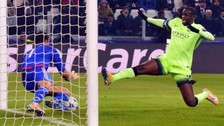 YouTube: Gianluigi Buffon hizo esta atajada en el Juventus vs. Manchester City