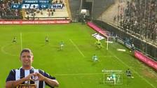 Alianza Lima: Reimond Manco realizó jugadón... pero Guevgeozián arruinó todo