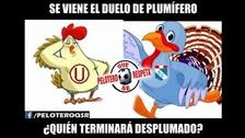 Universitario de Deportes vs. Sporting Cristal: los memes de la antesala