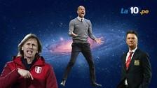 Facebook: el antes y después de 10 entrenadores que fueron futbolistas