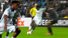 YouTube: Michy Batshuayi regaló una hermosa jugada en Francia