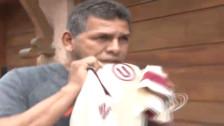 Roberto Chale renovó con Universitario y su asistente será José Luis Carranza
