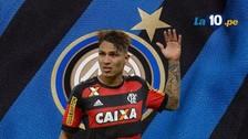 Paolo Guerrero: prensa asegura que el 'Depredador' volvió a acercarse al Inter
