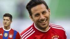 YouTube: Claudio Pizarro aseguró haberle enseñado esto a Robert Lewandowski