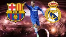 Real Madrid tiene en sus planes a Eden Hazard