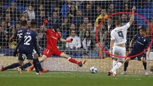 Real Madrid vs: Malmö: Benzema anotó gracias a