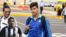 Beto Da Silva: Reimond Manco le dio consejos al delantero de Sporting Cristal