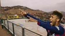 Neymar: el delantero eligió a 4 acompañantes con los que armaría su equipo de futsal