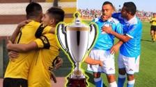Copa Perú: Academia Cantolao y La Bocana buscan llegar a Primera División