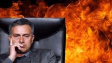 Facebook: los problemas más conocidos entre José Mourinho y sus jugadores