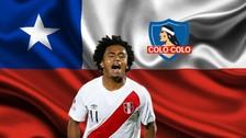 Selección Peruana: Colo Colo de Chile quiere contratar a Yordy Reyna