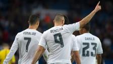 Real Madrid aplastó 10-2 al Rayo Vallecano en el Santiago Bernabéu