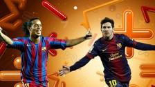 Barcelona: desde Ronaldinho hasta Messi, Barça logró 26 títulos en una década