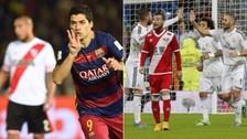 Real Madrid y Barcelona destruyen el mismo día a equipos con la camiseta de Perú