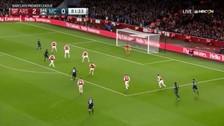 YouTube: Yaya Touré hizo este golazo en el Arsenal vs. Manchester City