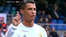 YouTube: Cristiano Ronaldo reaccionó así ante pifias del Santiago Bernabéu