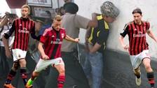 YouTube: estrellas del Milan atrapan a delincuentes en comercial de neumáticos