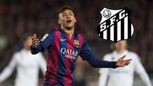 ¿Por qué Neymar no volvería a jugar por el Santos de Brasil?